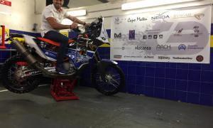 """""""El màxim objectiu en el meu segon Dakar és arribar a Buenos Aires"""""""