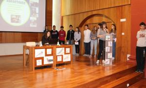Alumnes de l'INS La Valira presenten una app sobre els ocells del municipi