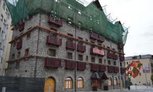 Andorra, Museu Carmen Thyssen Andorra, Carmen Thyssen, Tita Cervera, Guillermo Cervera, hotel Valira, museu
