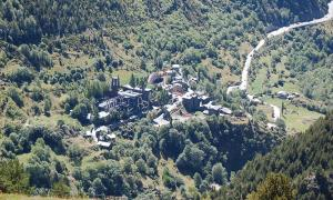 Andorra, PS, Rosa Gili, entorns de protecció, entorns, Patrimoni, llei de patrimoni, Gelabert, Esteve
