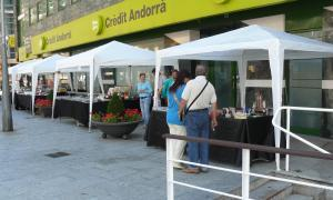 Andorra, Paperassa, rotonda, Mobles la Fàbrica, col·leccionisme, Rossell, Antic Rossell