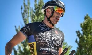 Marquina continua competint en proves de triatló i assolint bons resultats, com ara la seva classificació al Campionat del Món.