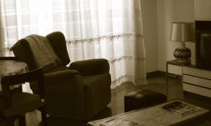 El pis del barri del Carmel és un dels deu habitatges destinats a malalts de càncer.