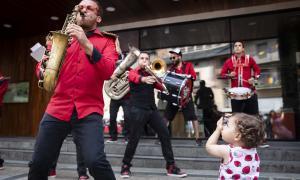 Vincent David torna al Sax Fest