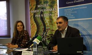 Andorra, Sergi Mas, mostra d'arts plàstiques, concurs d'arts plàstiques, arts plàstiques, Gelabert, Pifarrer