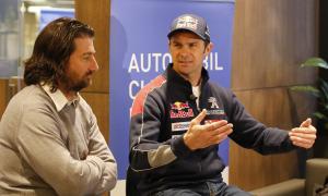 David Castera i Cyril Despres van fer balanç ahir del Dakar 2018.