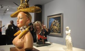 Andorra, exposició, Museu del Tabac, Dalí, Ermitage, Massenet, Vallès