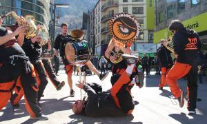 Andorra, Sax Fest, conveni, Efrem Roca, saxo