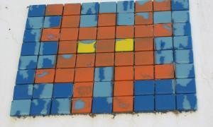 Andorra, Street Art, Invader,Banksy, Keith Haring, Sixeart, Akira, Dr. Slump