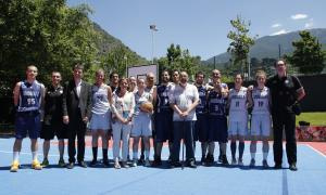 La selecció afronta el Preeuropeu 3x3 amb l'objectiu d'arribar a semifinals