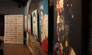 L'exposició 'Frida: llum i ombra', de Pedro García Villegas.