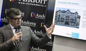 Andorra, Fitur, Thyssen, Guille Cervera, Valira, museu