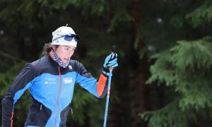 L'esquiadora de fons de la FAE Carola Vila tanca la seva participació al Campionat del Món sub-23, a Oberwiesenthal.