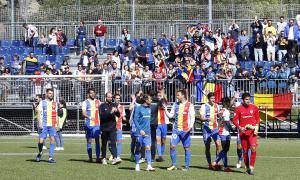 L'FC Andorra coneixerà avui el seu primer rival a la Copa