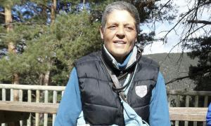 Mor Susana Herrera, la fundadora de la Fadem el 1998