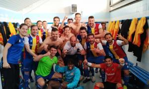 L'FC Andorra ja és líder i diumenge podria pujar