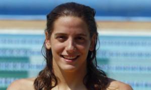 Marta González, del CN Sant Andreu.