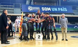 El grup xou petit va assolir dissabte la segona posició amb 'Chernobyl'.
