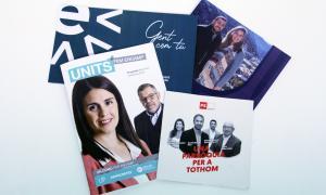 Els programes de les quatre opcions que es presenten a Encamp en aquestes eleccions comunals.