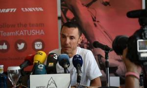 Purito es reenganxa i fitxa pel Bahrain Merida