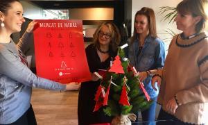El Mercat de Nadal celebra el desè aniversari amb novetats