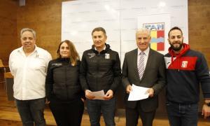 Andbank i la Federació Andorrana de Natació van signar la renovació del conveni.