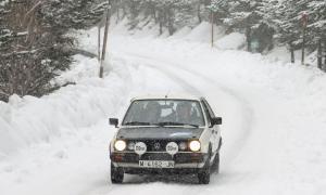 Els Aydillo, 1rs al Winter Rally