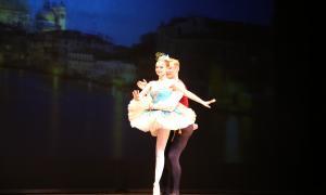 Andorra, ballet, temporada lírica, Sant Julià, Claror, Mariinsky, Sant Petersburg, Rudina, Makhalina, Vaganova