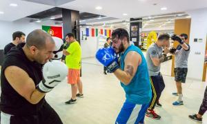 La Federació Andorrana de Boxa s'estrena dissabte fent el primer Nacional al ring de First Round d'Escaldes.