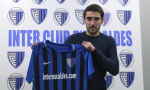 Nazzaro, a l'Inter Escaldes