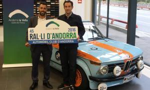 El 45è Ral·li d'Andorra històric tindrà un total de 110 inscrits