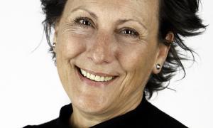 La candidata de Terceravia, Emi Matarrodona.