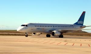 L'aerolínia israeliana Arkia no volarà aquest hivern a Alguaire