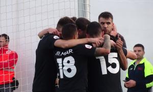 L'FC Andorra s'enfronta a un dels possibles 'miralls'
