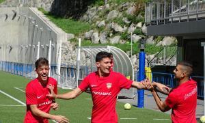 L'FC Andorra, amb una bona dosi de confiança, rep l'Ejea