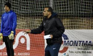 Joan Marmol deixa la banqueta de l'FC Ordino