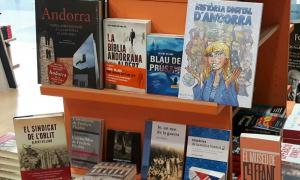La secció que Idees consagra a la literatura andorrana.