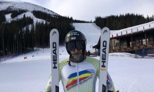 Joan Verdú, 13è al supergegant de la Nor-Am Cup de Nakiska