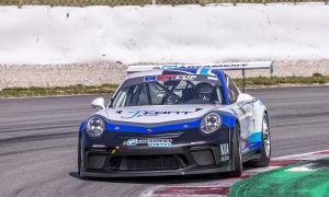 Joan Vinyes, amb el Porsche GT3, competirà al GT Cup Open