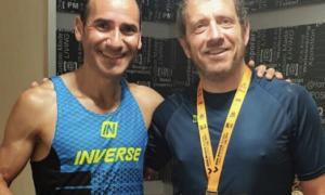 Marcos Sanza, 38è a València