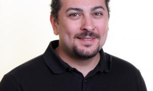 El candidat de Terceravia, Santiago González.