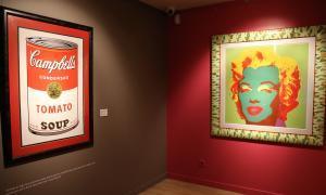 Andorra, Escaldes, CAEE, exposició, Warhol, Haring, Lichstenstein, Robert Indiana, Pop Art, Marilyn, Mao, Campbell's, exposició
