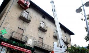 Andorra, Sergi Mas, casa Guillemó, plaça Benlloch, plaça Rebés, lifting, Duran, mossèn Cinto