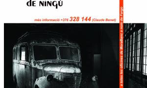 'Un autocar de ningú, el projecte de tots' és el lema de la campanya.