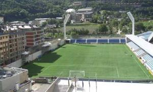 La gespa de l'Estadi es traslladarà al CT Ordino per 133.347 euros