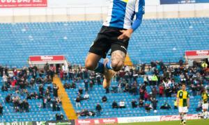 El davanter català Carlos Martínez deixa l'Hércules per fitxar per l'FC Andorra.