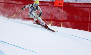 Marc Oliveras, 35è al supergegant del Mundial