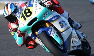 Xavi Cardelús assoleix el vuitè lloc  a Xerez