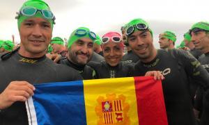 Sergi Medina, 416è a l'IronMan de Barcelona