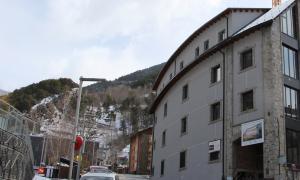 La Capsa se centralitzarà a l'Estudi, el nou centre sociocultural a les Escoles Velles d'Ordino.